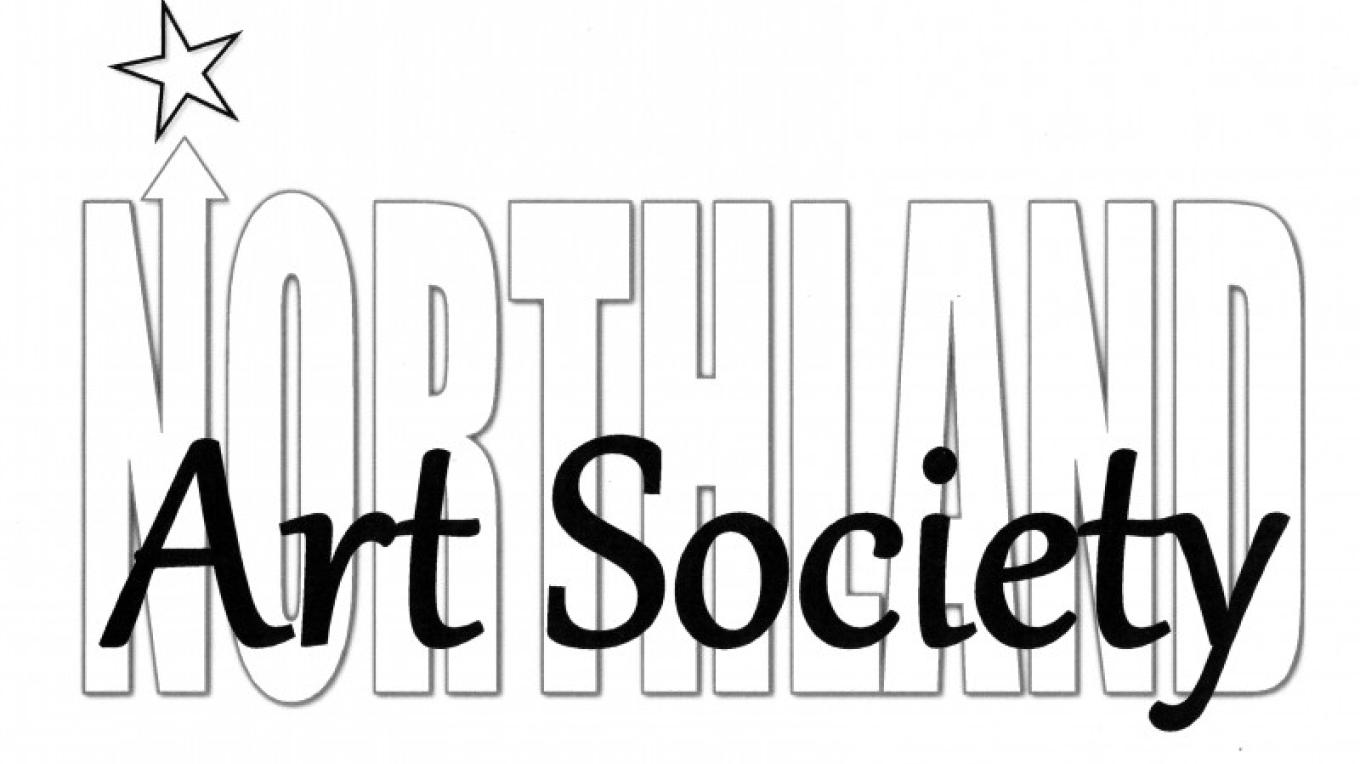 Northland Art Society Logo – designed by Samantha Ann Bohnert
