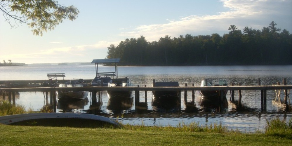 Docks – Moosehorn Resort