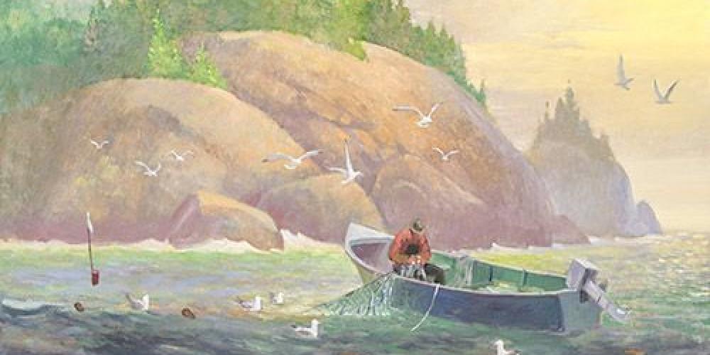 Viking Descendant – Howard Sivertson