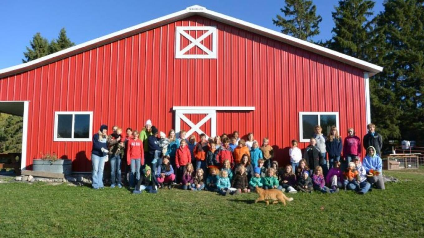 "Field Trip to ""The Farm"" – Laura Pajari"