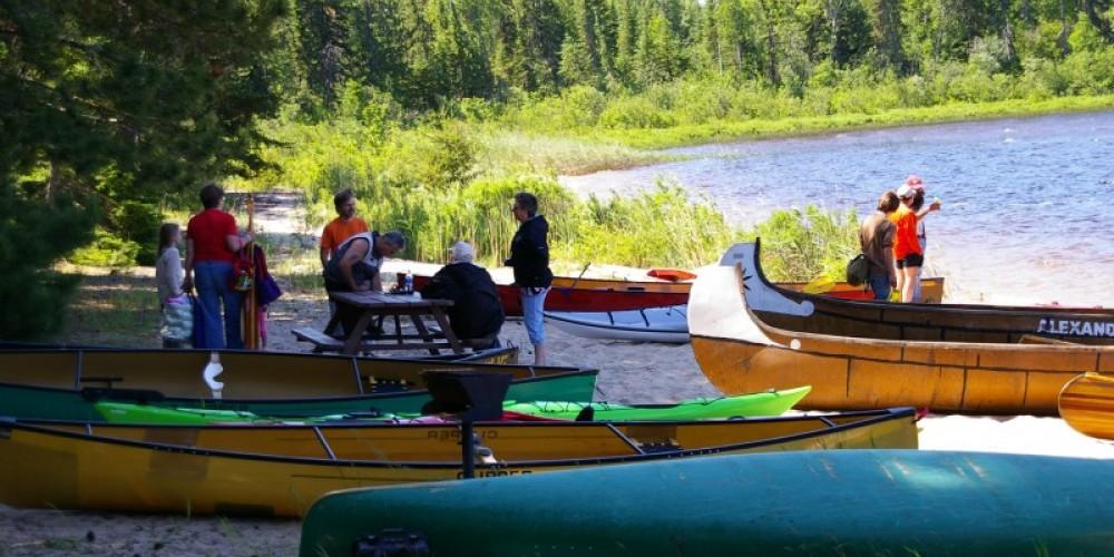 """Paddle Your Neighbour's Canoe Symposium"""