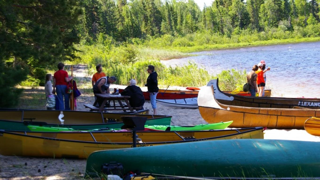 """Paddle Your Neighbour's Canoe Symposium"""