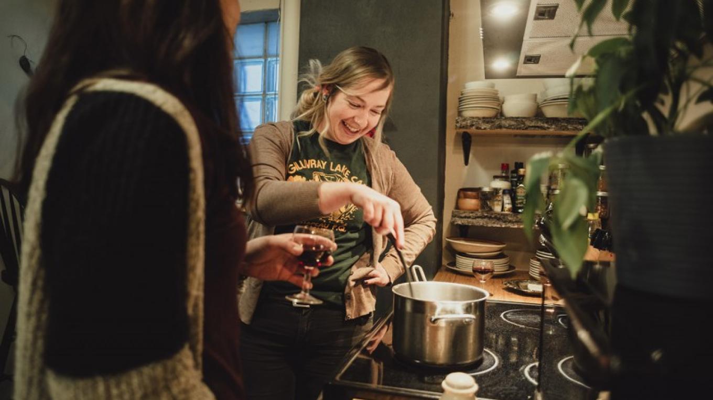 Cooking Facilities – Laura Paxton