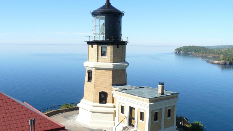 Split Rock Lighthouse. June, 2009 – Lee Radzak