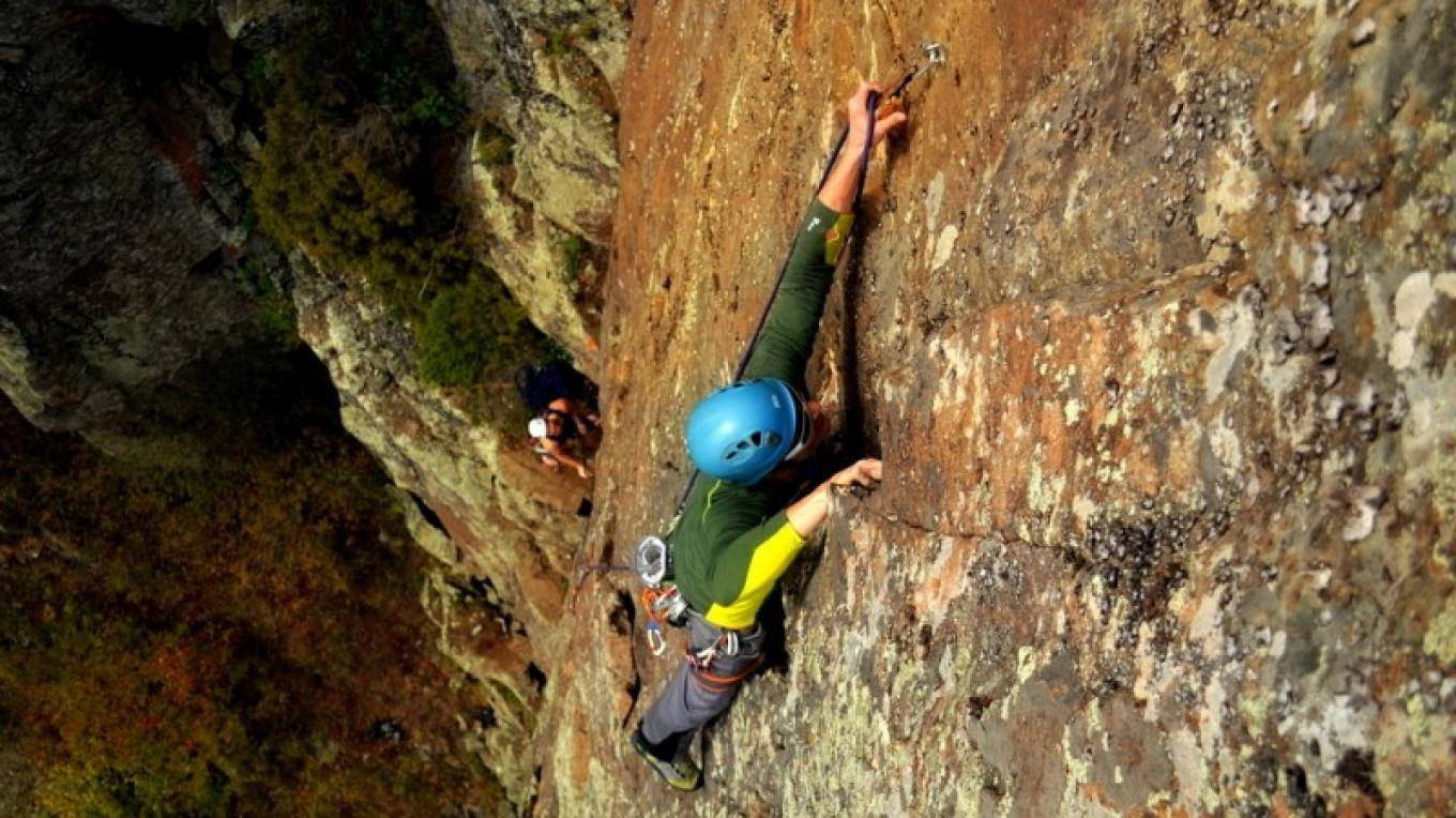 Lssons and Courses To Safely Take Your Climbing Further – Aric Fishman