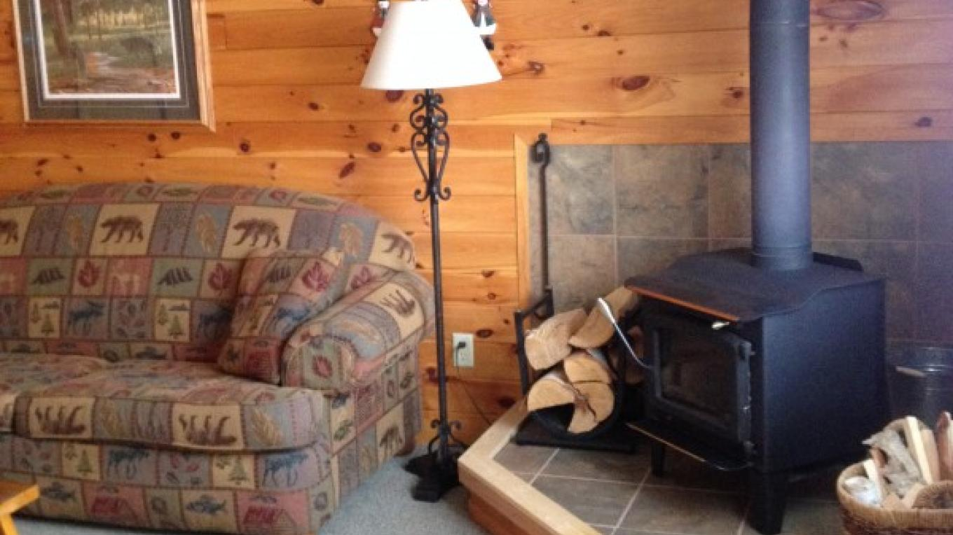 Cabin #3--A Luxury Suite at Northern Lights Lodge and Resort – Marie Vogt