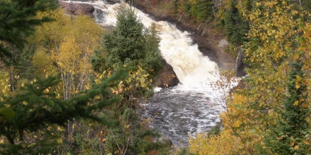 Upper Falls – Terry Spieker