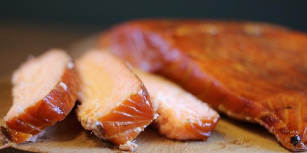 Smoked Salmon, Traditional-Style. – Mary K Tennis