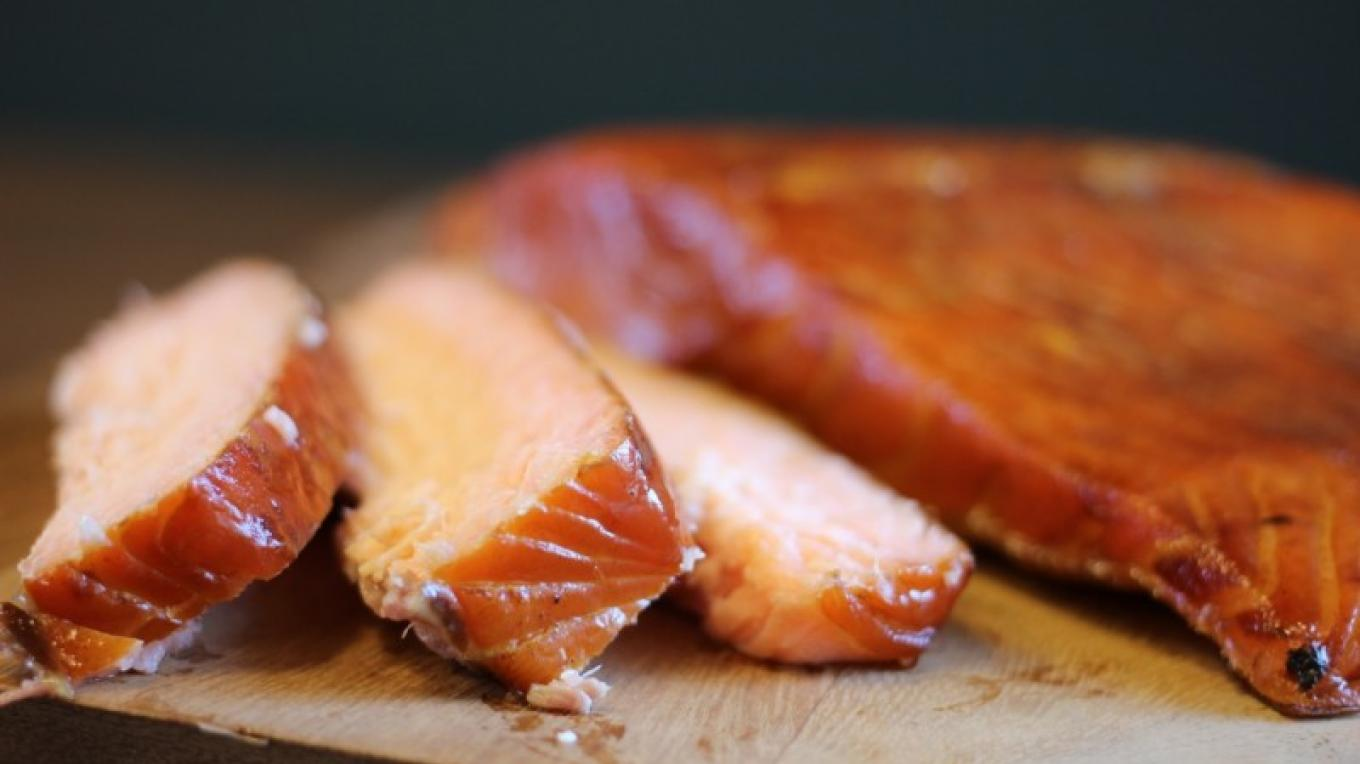 Smoked Salmon, Traditional-Style. – Mary K Tennis