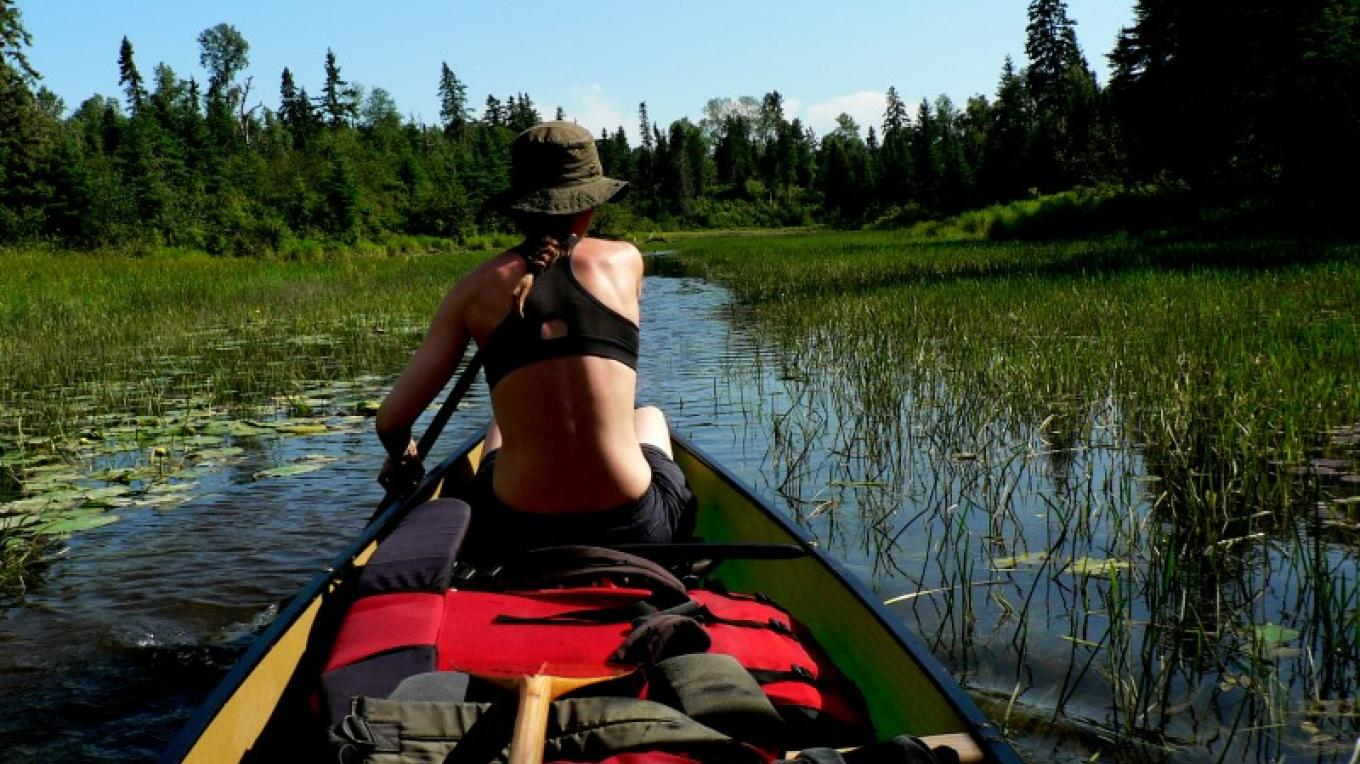 Cutty Creek - QUETICO