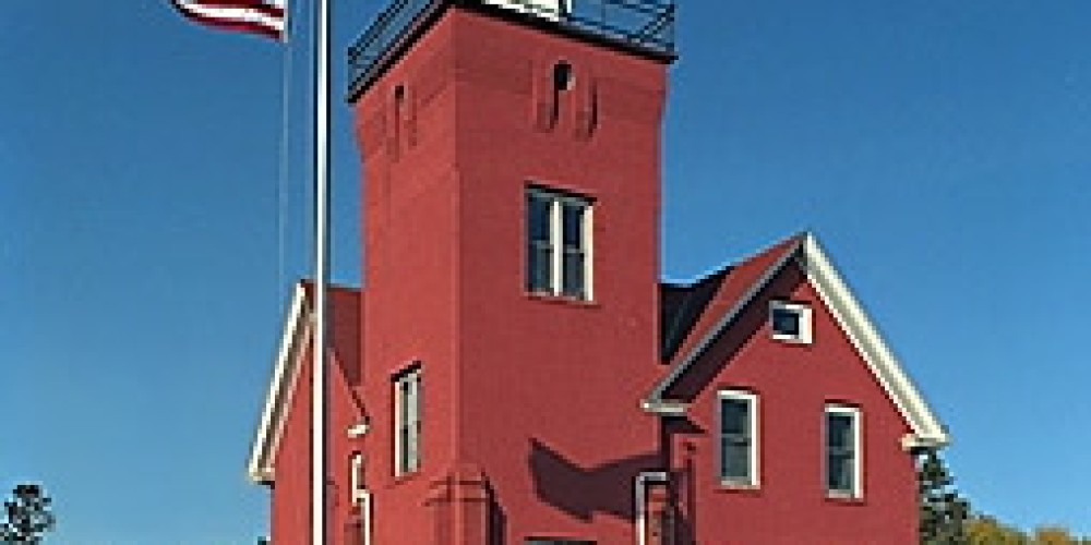 Two Harbors Light Station – Lake County Historical Society