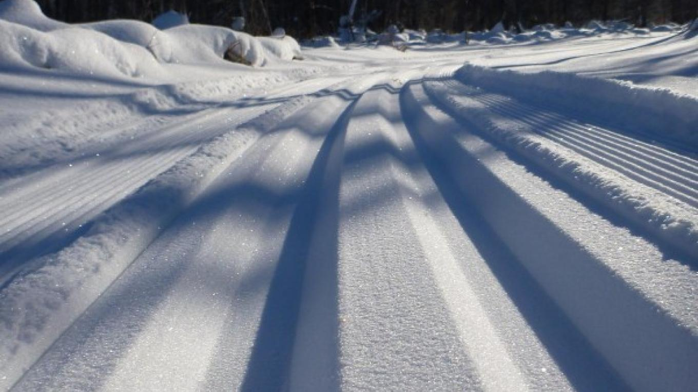 The trail is ready! – Rainy Lake Nordic Ski Club