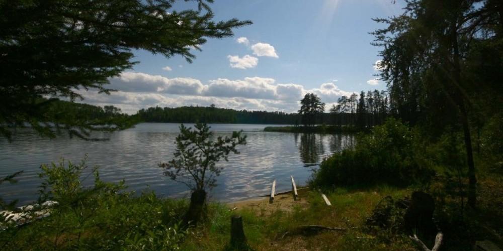 Dimple Lake