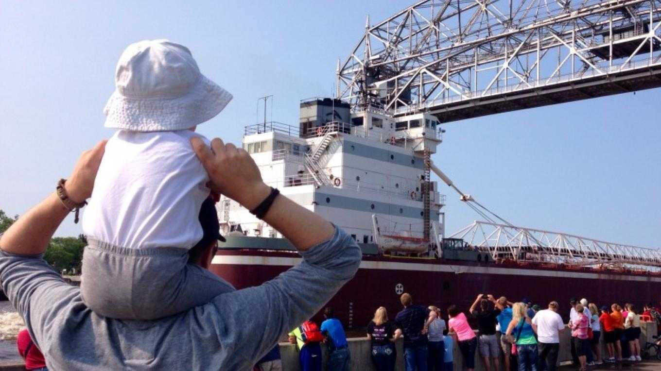 Enjoying Duluth! – Dana Gilligan