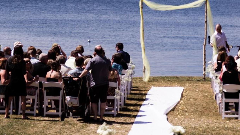 Wedding Arch – Deirdre Drombolis