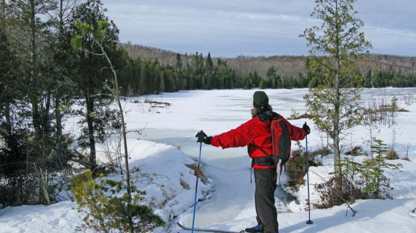 Cross Country Skiing at Tettegouche State Park – Paul Sundberg