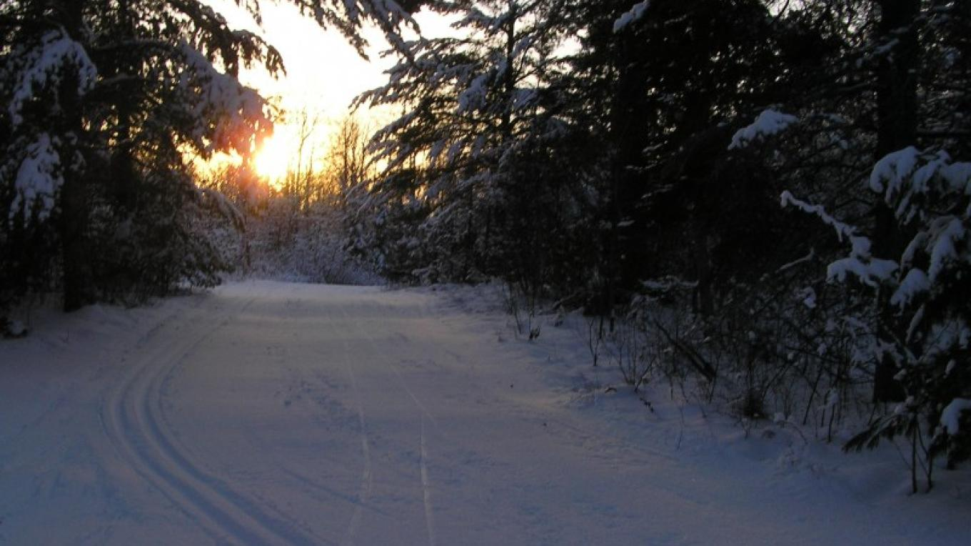 Solitude – Rainy Lake Nordic Ski Club