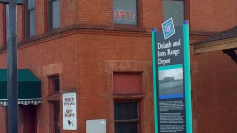 The D&IR Depot Museum – Mel Sando