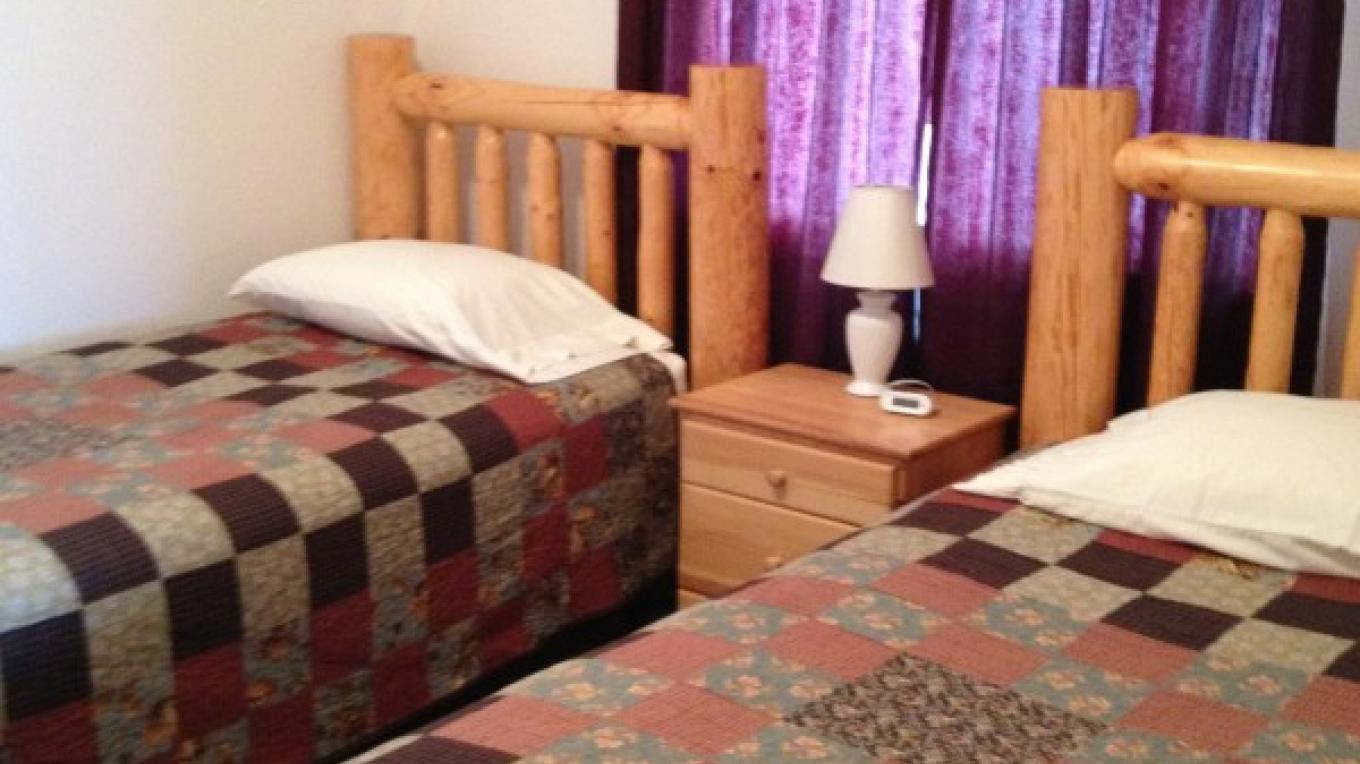 Suite #9--A Two Bedroom Suite at Northern Lights Lodge and Resort – Marie Vogt