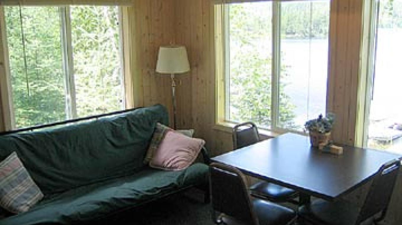 Cabin 5 for two – Joe Baltich