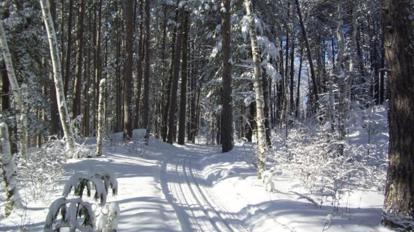 Groomed Cross-country Ski Trail – MN DNR