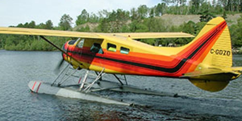 Fly-in trips to Canada's QUetico Park – John Schiefelbein