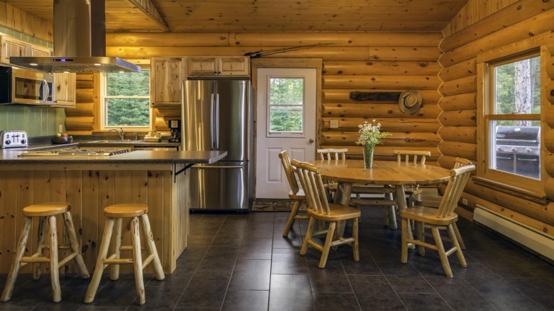 Cabin Life – Jacob Hanson