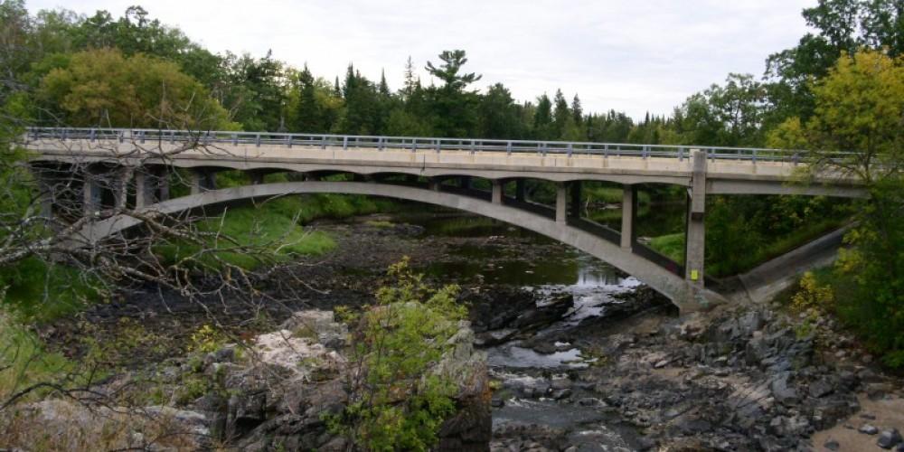 Clementson Bridge over Rapid River – ARDC