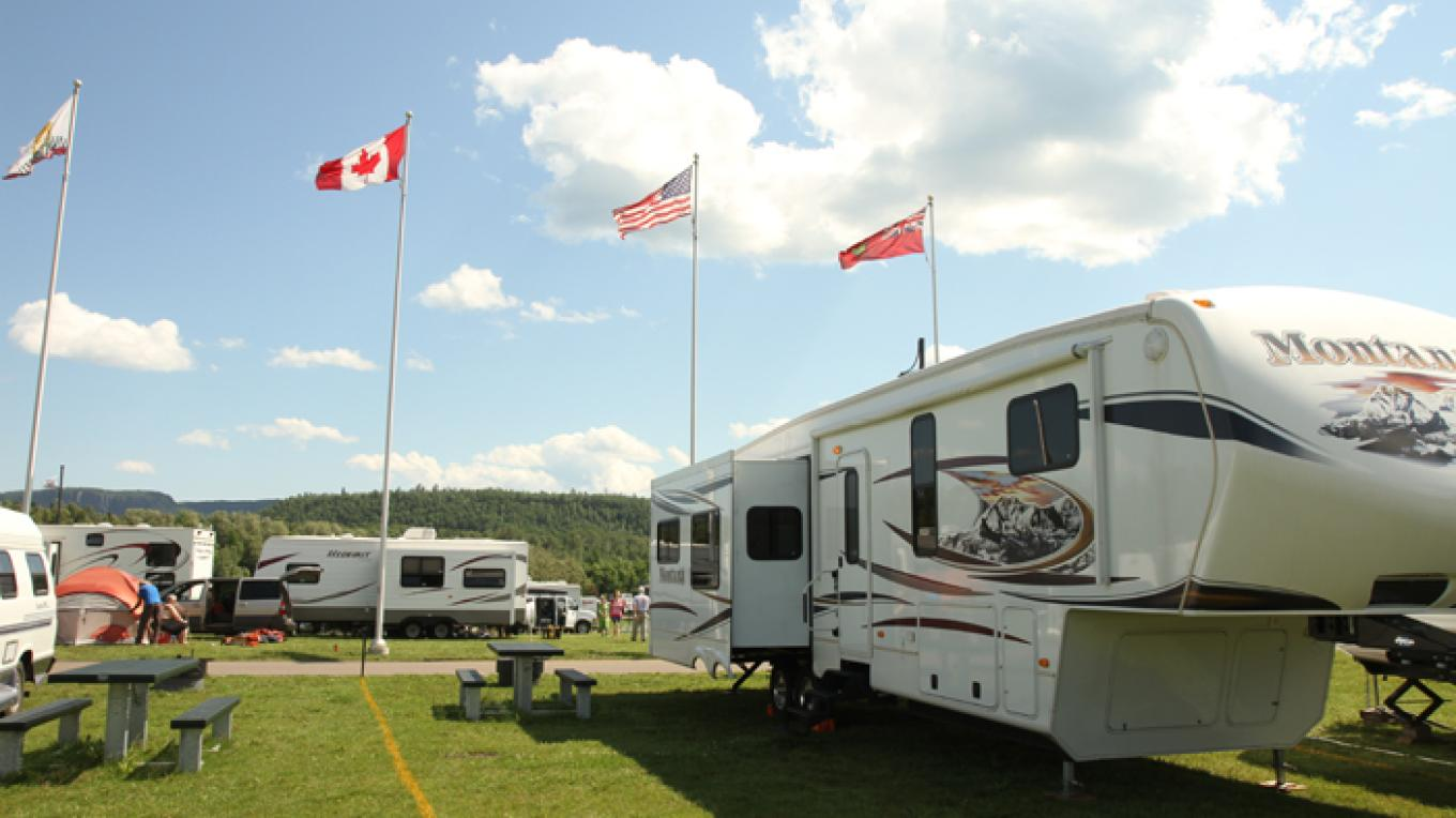 Enjoy Northern Ontario's beautiful summers at Fort William Historical Park