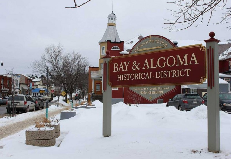 Bay & Algoma Neighbourhood