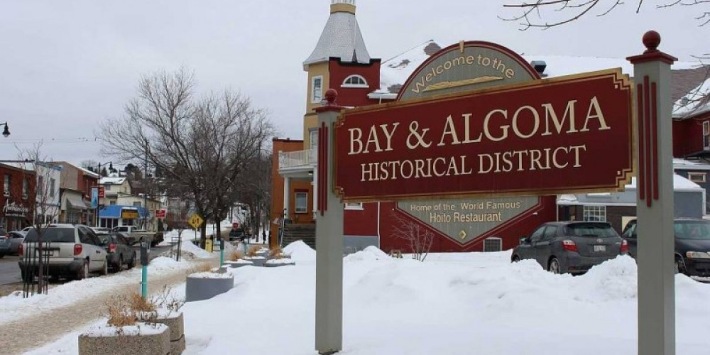 You can feel the European influences when you are standing on the corner of Bay Street and Algoma Street. You are in the heart of the Bay & Algoma Neighbourhood! – Stephanie Reid
