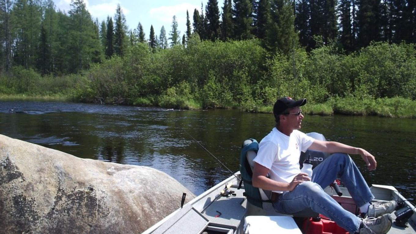 A bad day of fishing beats a good day at the office. Kick back for some quality R & R with Wilderness North – Wilderness North