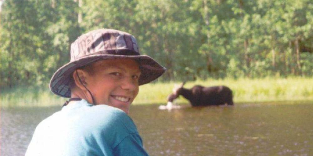 Discovering moose as you paddle – Lynn