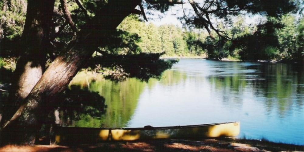 Below Russell Lake