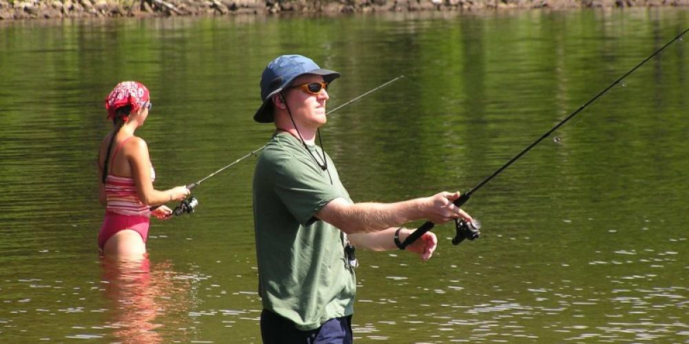 Share your love of fishing – Lynn