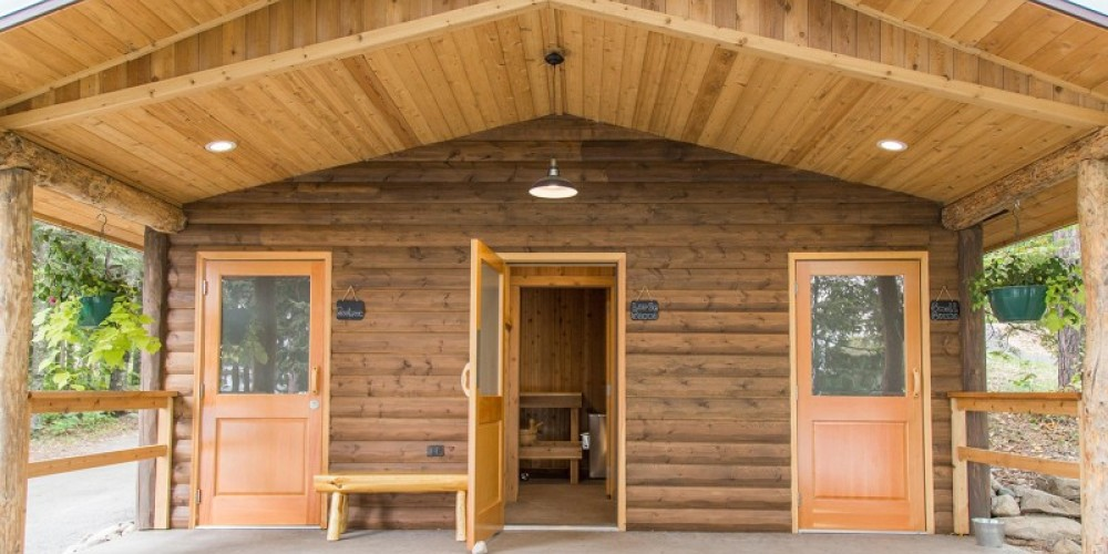 Brand New Amenities Including Two Saunas – Jacob Hanson