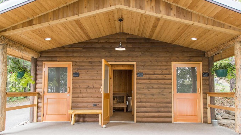 Brand New Amenities Including Two Saunas – Jacob Hanson