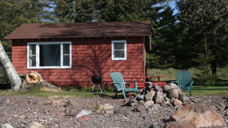 Cabin #4 – Dean Carpenter