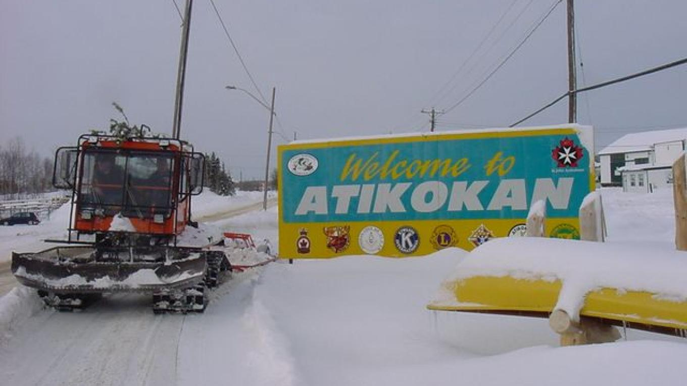 Welcome to Atikokan – Kim Cross