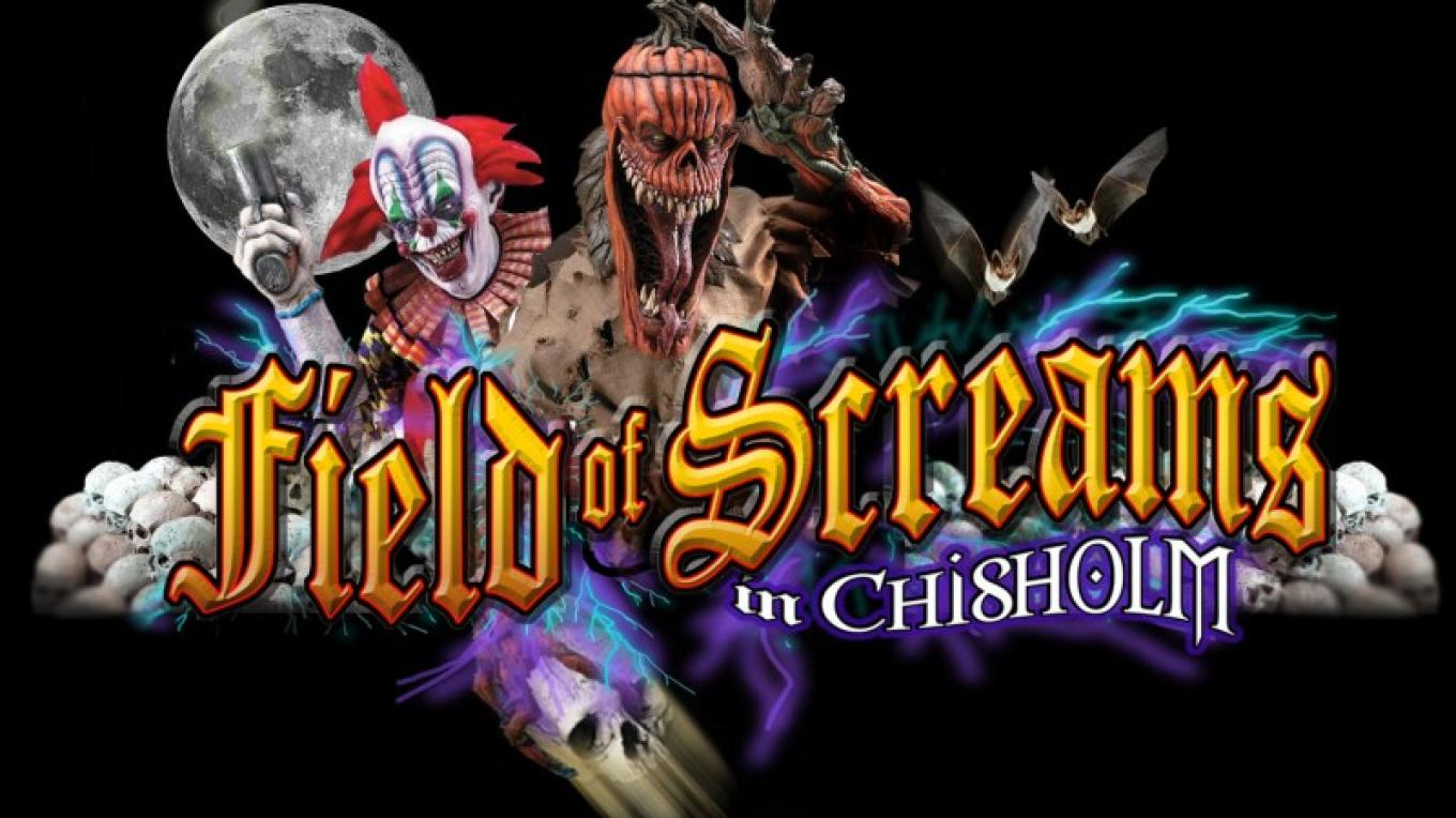 Field of Screams Haunted Tours~Last 3 Friday and Saturday Nights in October Region's largest Haunted Attraction Chisholm, MN