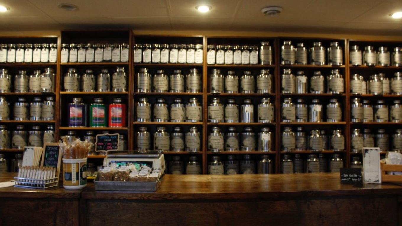 Wall of tea – Makinsey Shmanka