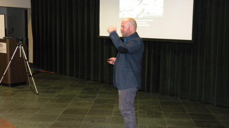 Ryan Bergstrom - UMD - Timber, Taconite and Tourism