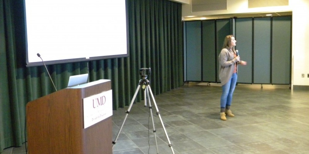 Kathryn Vall, UMD, Reconstruction of Paleo-environmental Conditions and Temporal Patterns of Ancient Mining on Isle Royale