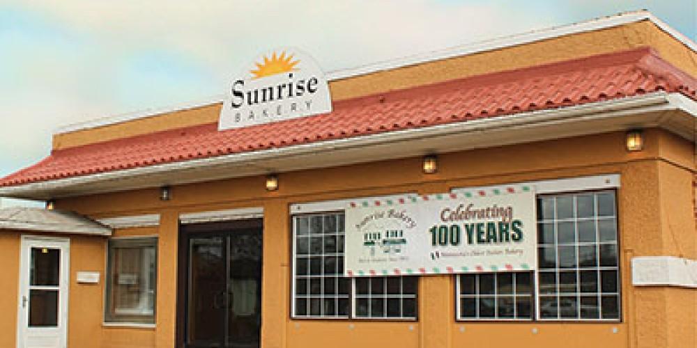 The new Sunrise Bakery. – Katie Fredeen.