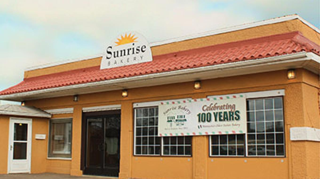 The new Sunrise Bakery. – Katie Fredeen.