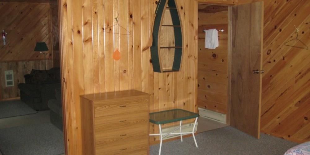 4-man Cabin Interior