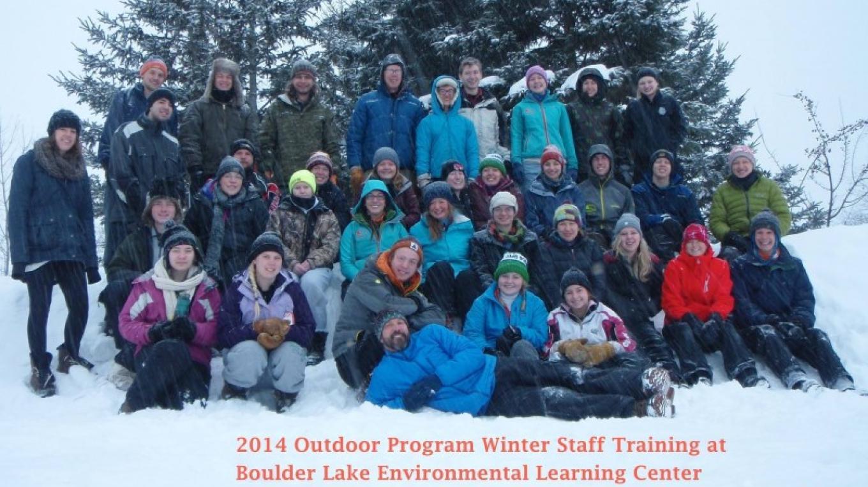 University of Minnesota Duluth Recreation Sports Outdoor Program Staff Training – John Geissler