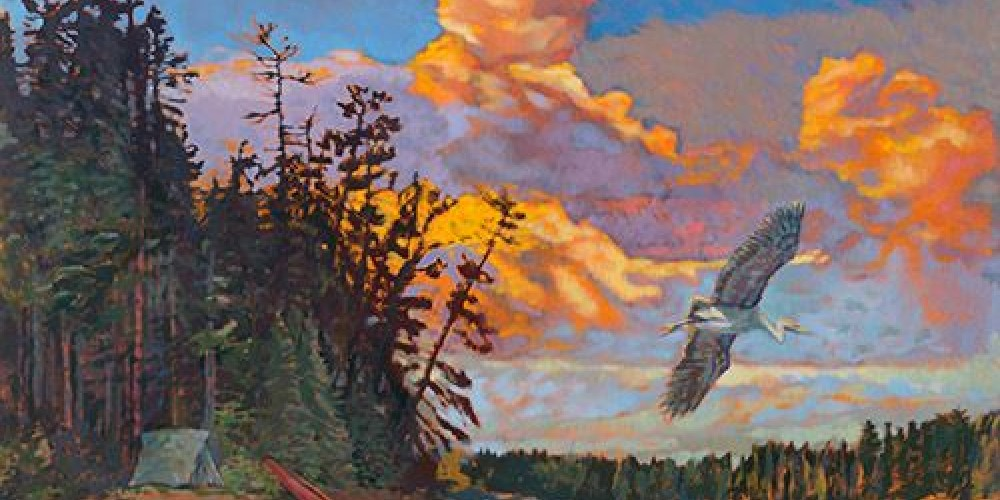 """Ahhh Wilderness"" – Dave Gilsvik"