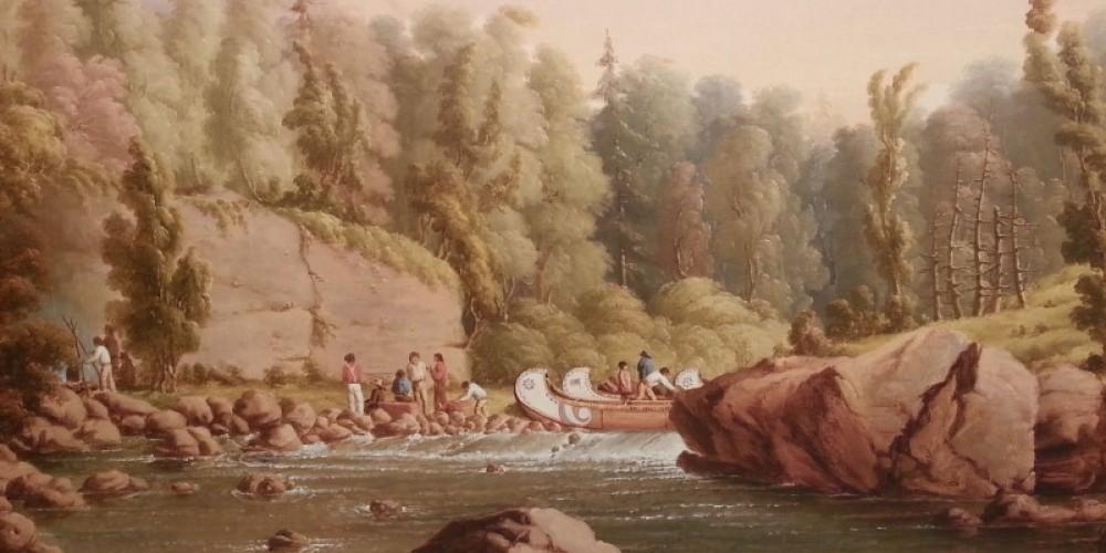 Paul Kane Painting