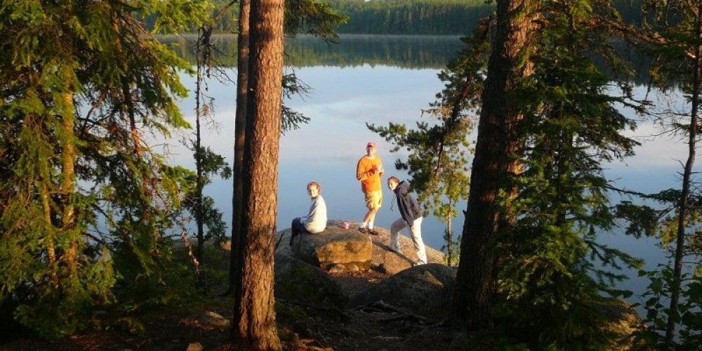 The BWCA is a great place for family vacations!